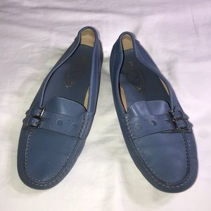 da4e314d55 TOD S driving loafers size 40.5 - US 10.5